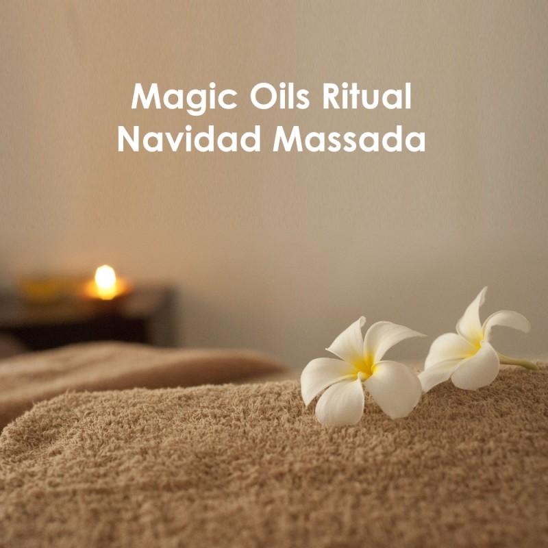 Magic Oils Ritual - Navidad