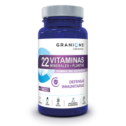22 Vitaminas - Defensas Inmunitarias