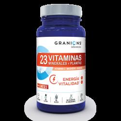 23 Vitaminas - Energía Vitalidad