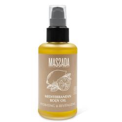 Mediterranean Body Oil Massada