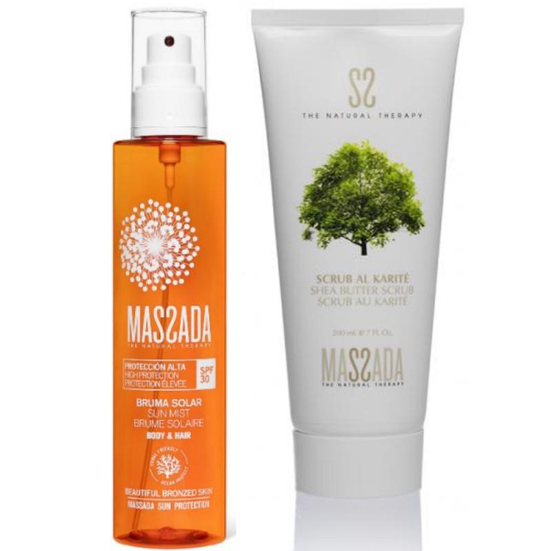 Pack Solar-01 Prepara tu piel para el verano