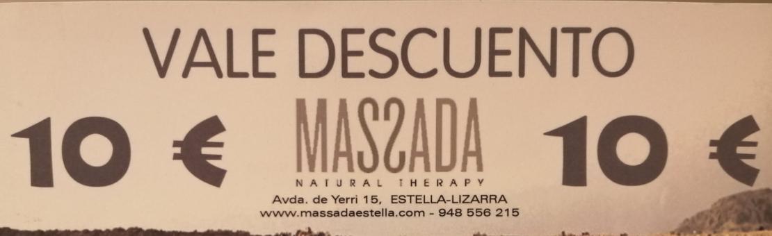 Descuento Massada Estella